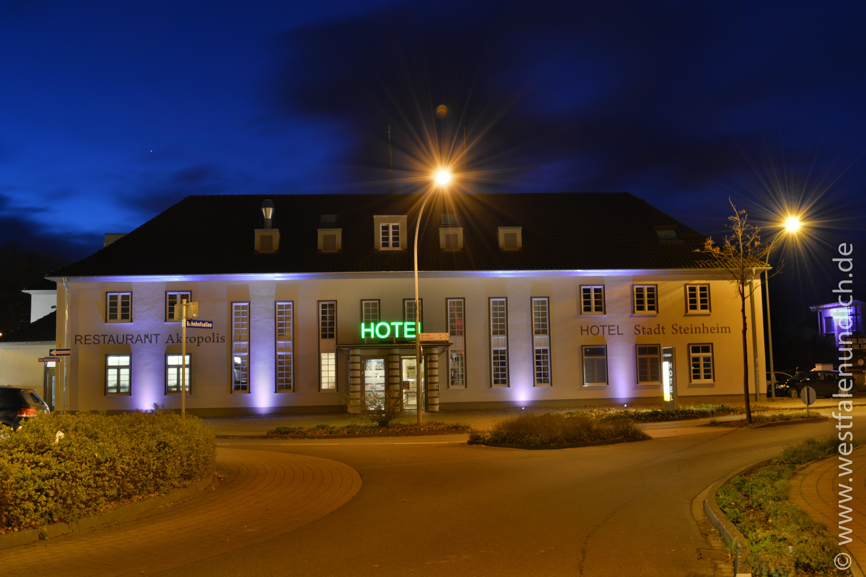 Bahnhof in Steinheim
