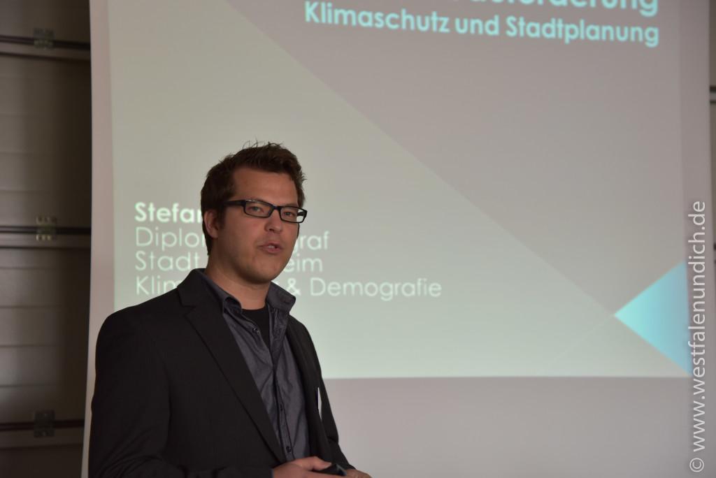Herr Stefans Haufs - Demografie und Klimaschutzbeauftragte