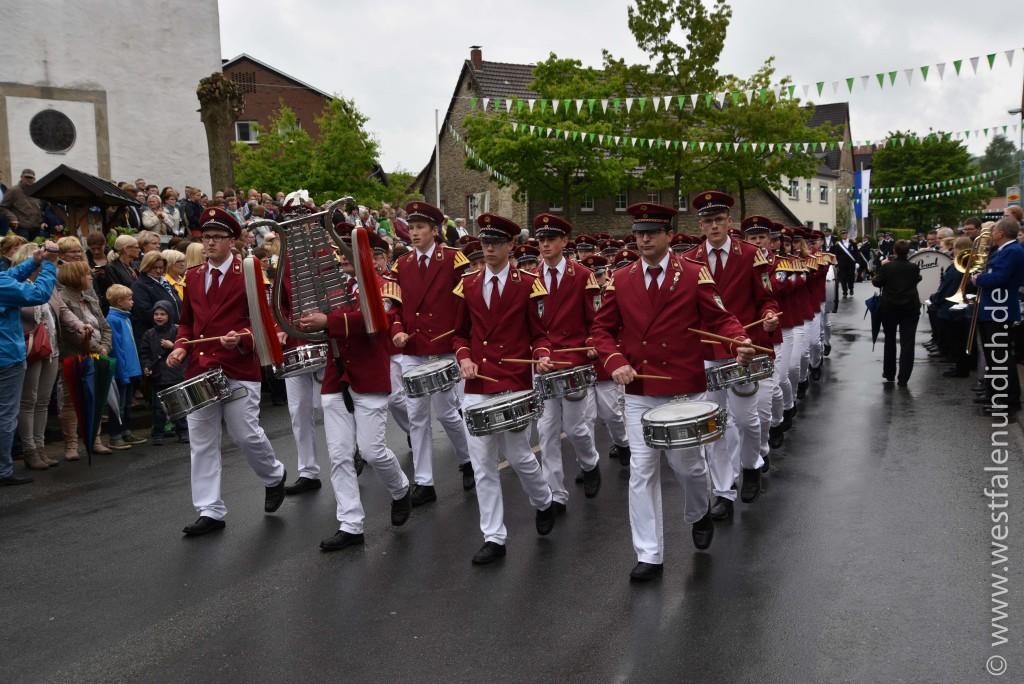 Umzug in Vinsebeck - Bild 01