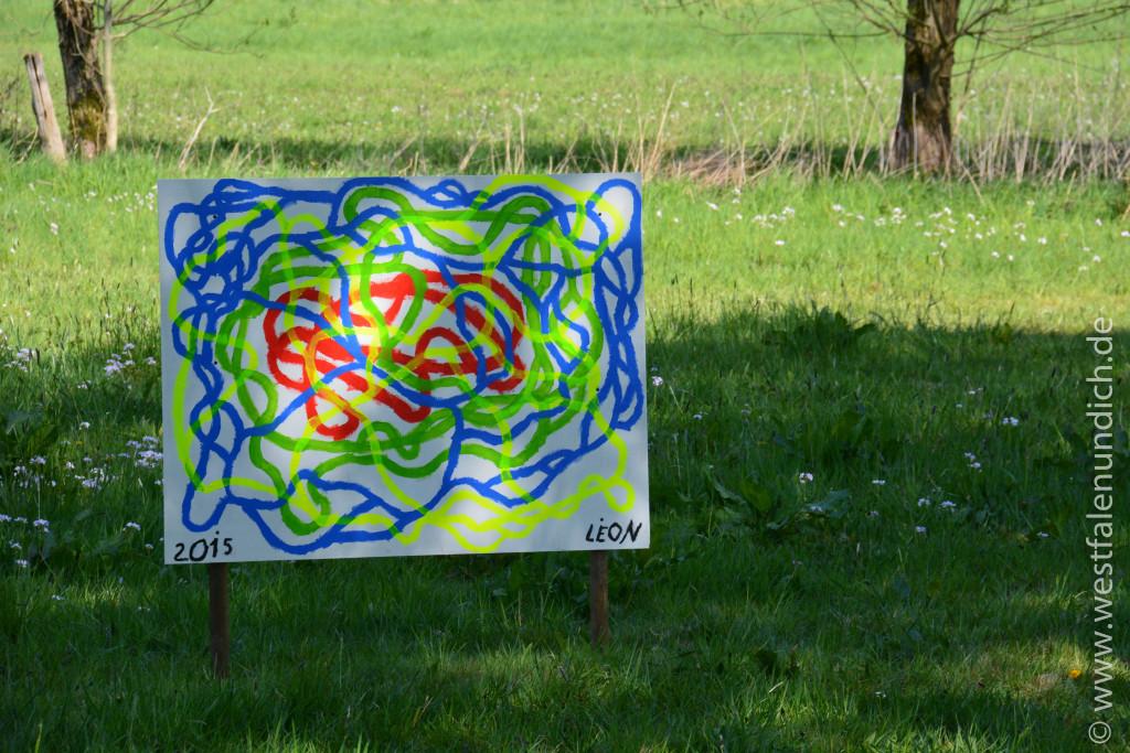 """Kunstausstellung """"Ausufernd. Kunst"""" - Bild 01"""
