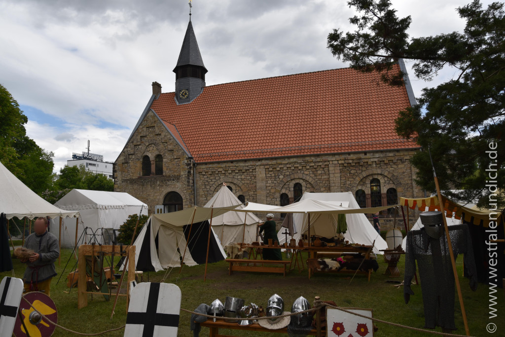 Lemgo - Heiden Spektakel 2015 - Bild 01