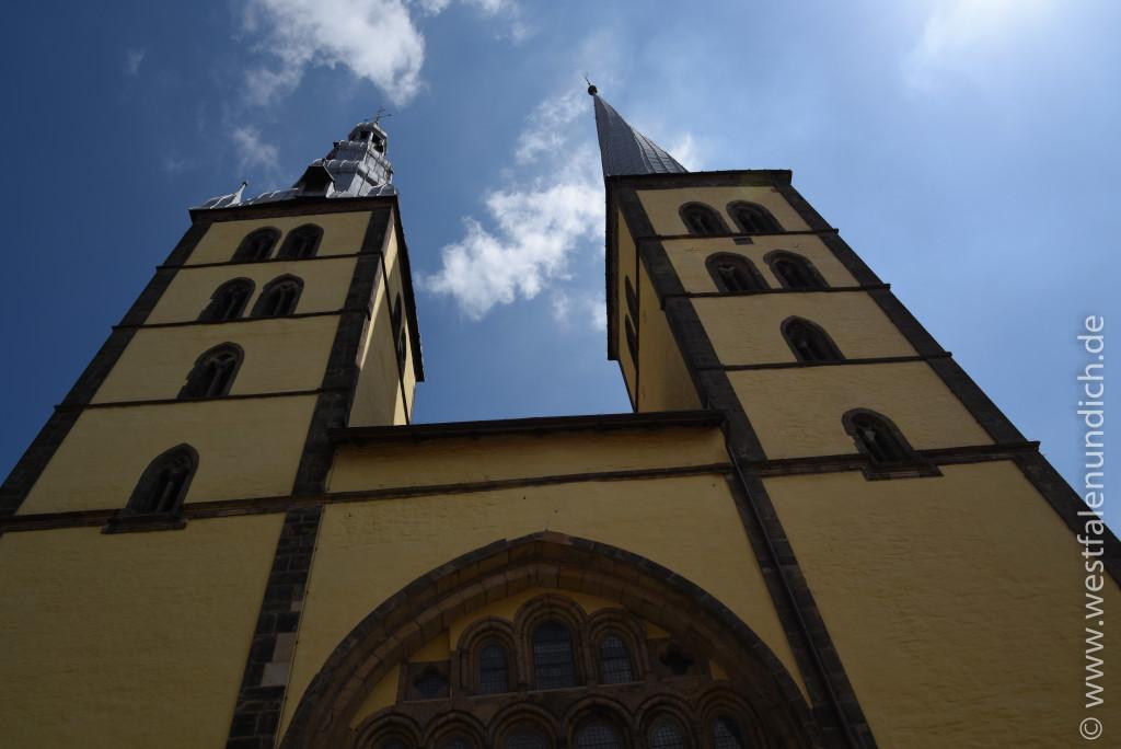 Lemgo - Kirche St. Nicolai - Bild 02