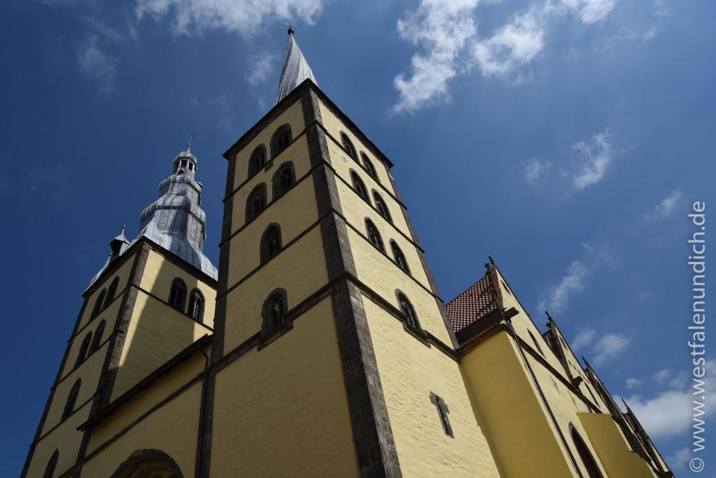 Lemgo - Kirche St. Nicolai - Bild 01