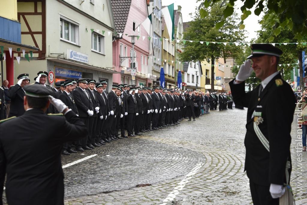 Steinheim - Jubiläumsschützenfest 2015 - Freitag - Bild 03