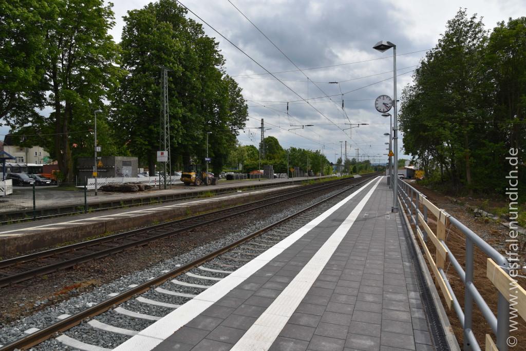 Steinheim - Modernisierung des Bahnhofes - Bild 05 - 29.05.2015