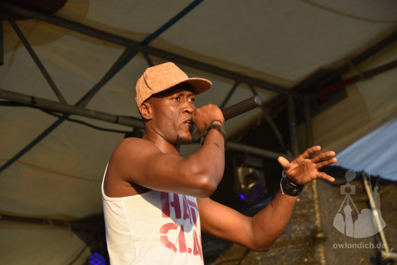 Reggae im Hanf-Feld 2015 - Singin Gold - Bild 05