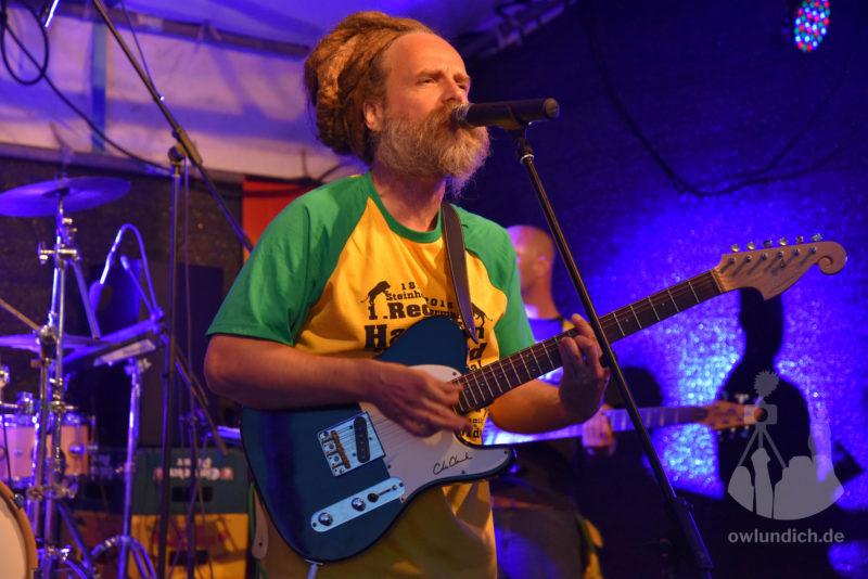 Reggae im Hanf-Feld 2015 - Uwe Banton - Bild 02