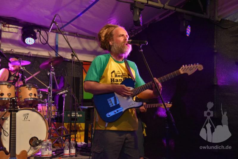 Reggae im Hanf-Feld 2015 - Uwe Banton - Bild 03