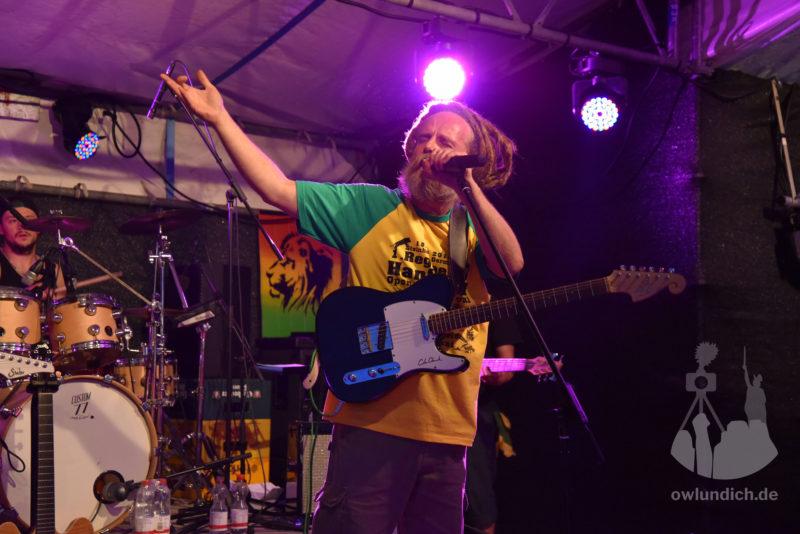 Reggae im Hanf-Feld 2015 - Uwe Banton - Bild 06
