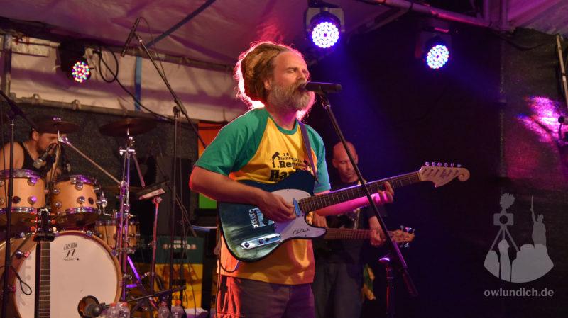 Reggae im Hanf-Feld 2015 - Uwe Banton - Bild 05