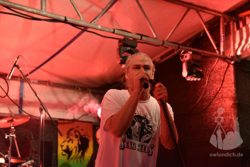 Reggae im Hanf-Feld 2015 - Ganjaman - Bild 02