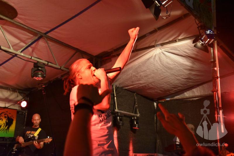 Reggae im Hanf-Feld 2015 - Ganjaman - Bild 01