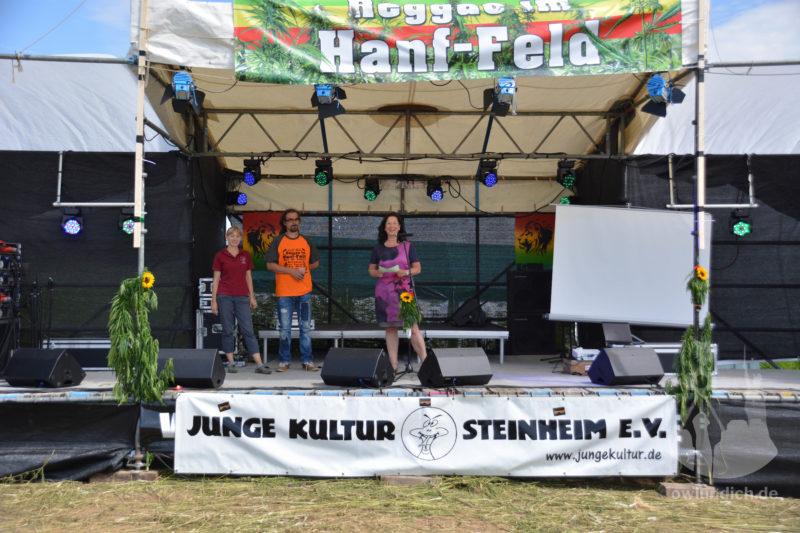 Steinheim - Reggae im Hanf-Feld 2015 - Bild 06