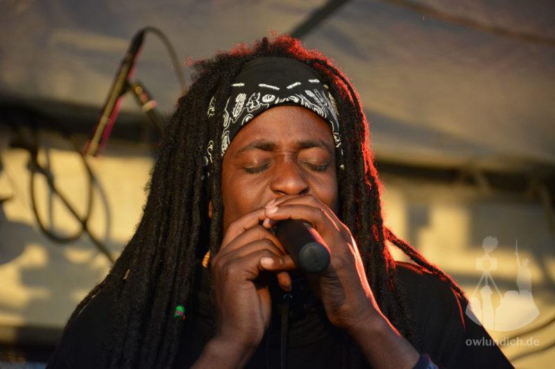 Reggae im Hanf-Feld 2015 - Yah Meek - Bild 02