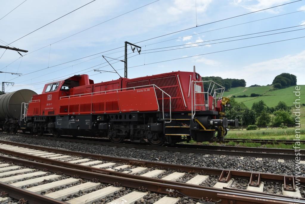 Rangierlokomotiven Gravita 265 011-7 - Bild 01