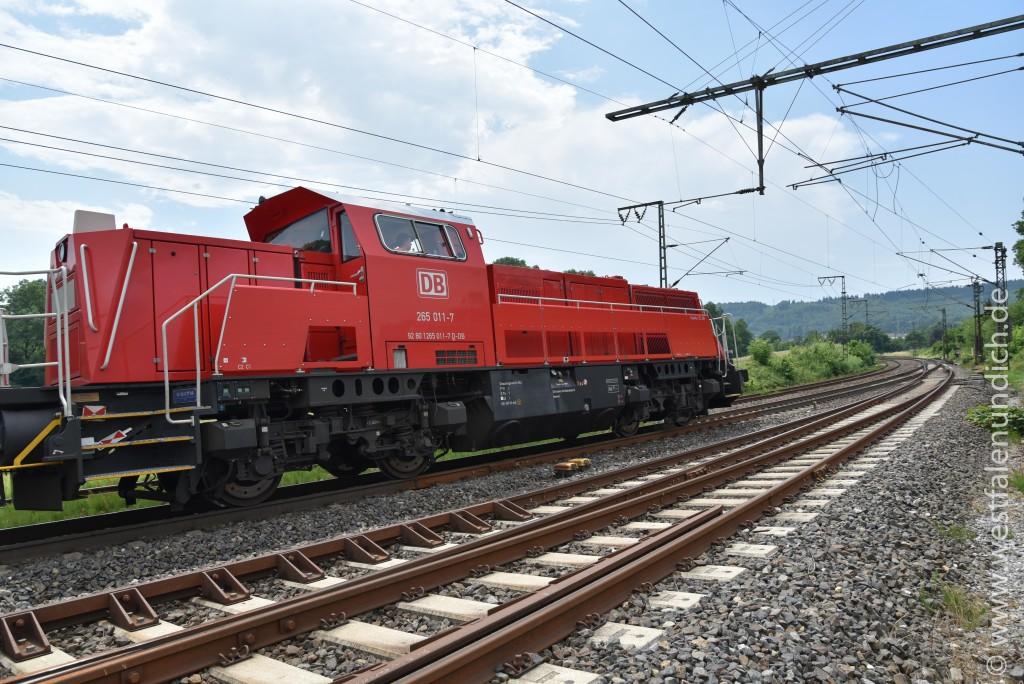 Rangierlokomotiven Gravita 265 011-7 - Bild 02