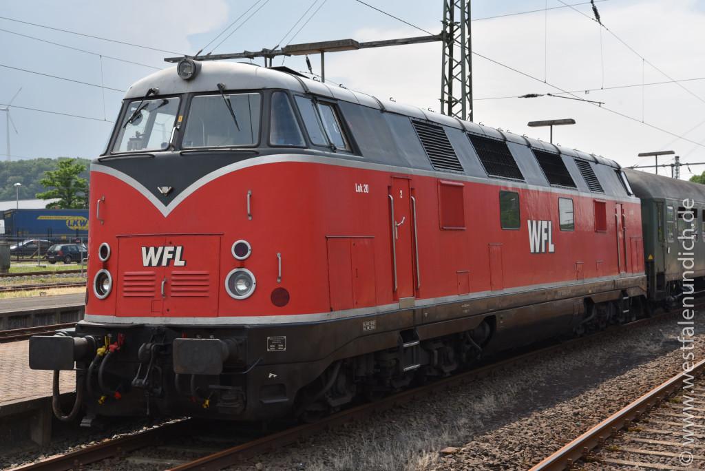WFL LOK 228 501-3 - Bild 01