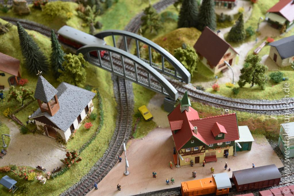 Vivat Viadukt 2015 - Modelleisenbahn - Bild 03