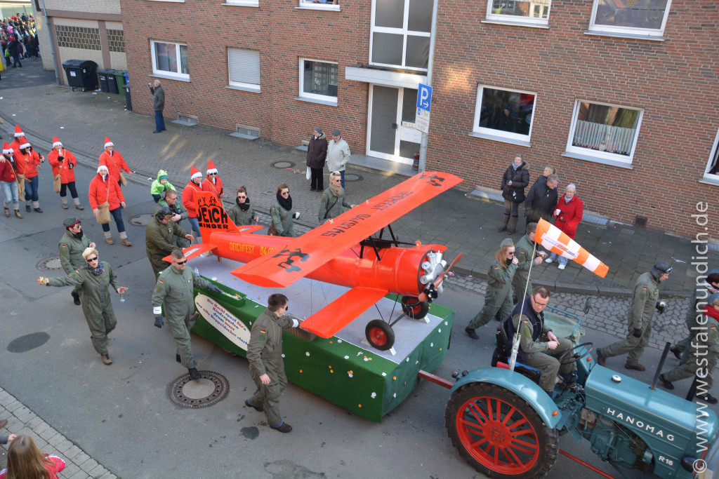 Steinheim - Karneval 2015 - Bild 01