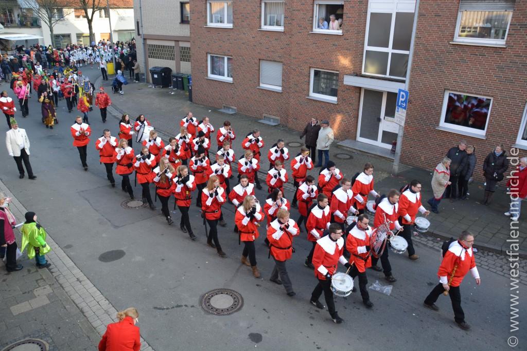 Steinheim - Karneval 2015 - Bild 02