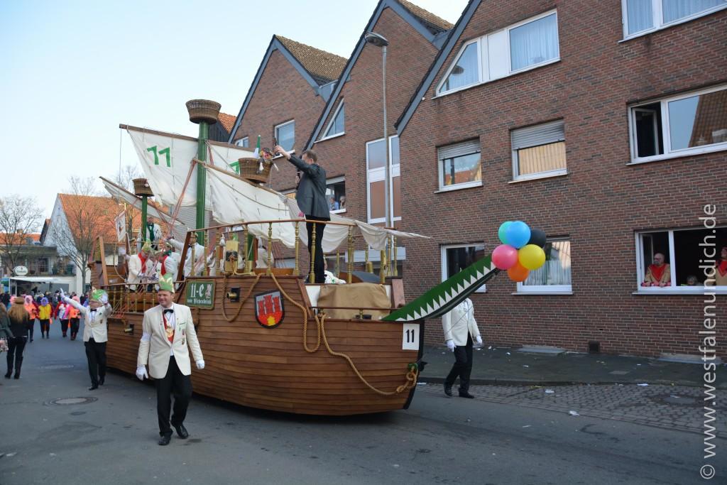 Steinheim - Karneval 2015 - Bild 03