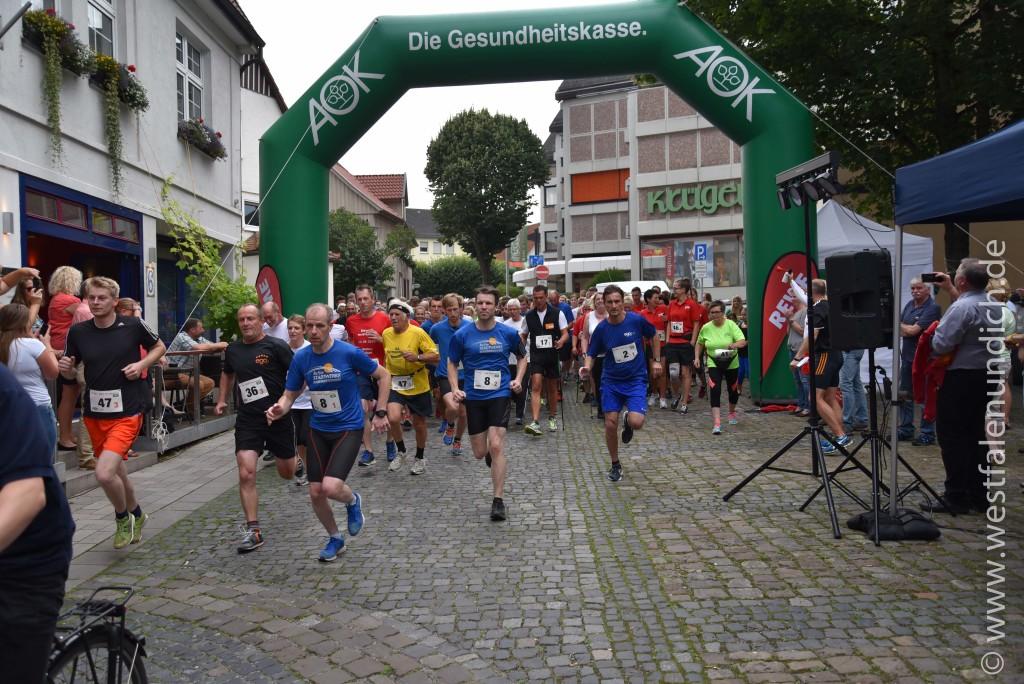 5. ego-AOK-Firmenlauf in Steinheim - Bild 02