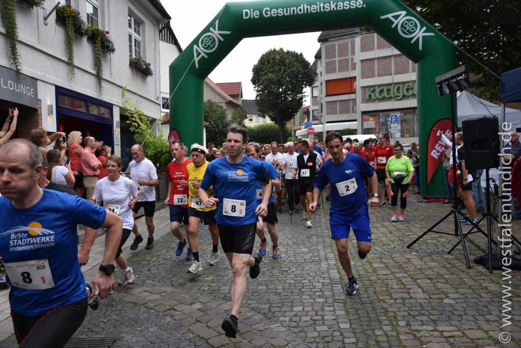 5. ego-AOK-Firmenlauf in Steinheim - Bild 03