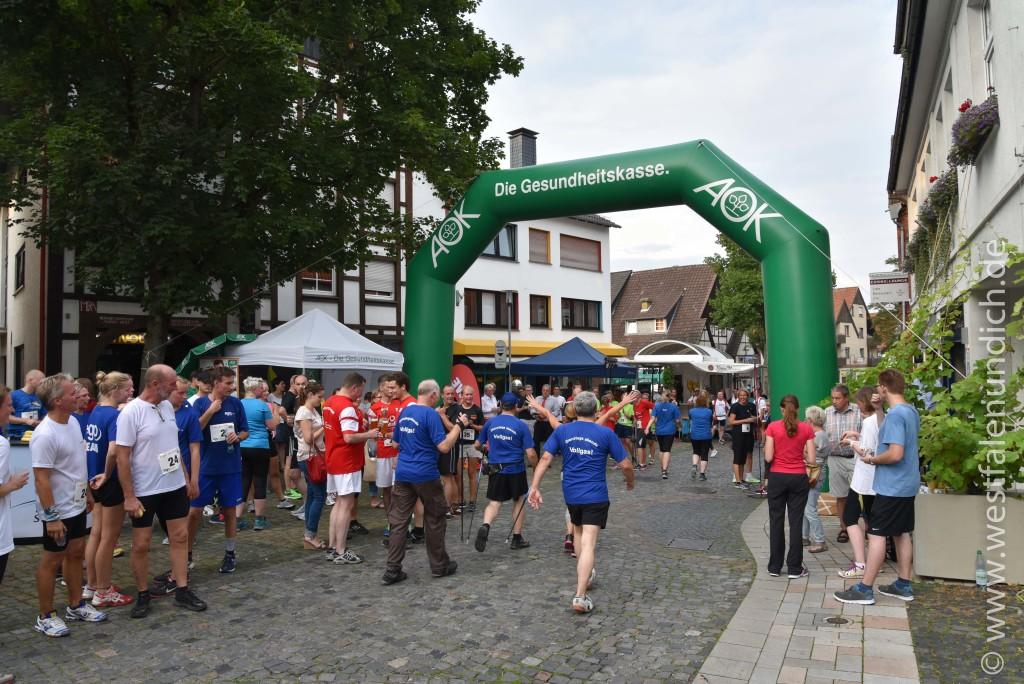 5. ego-AOK-Firmenlauf in Steinheim - Bild 05