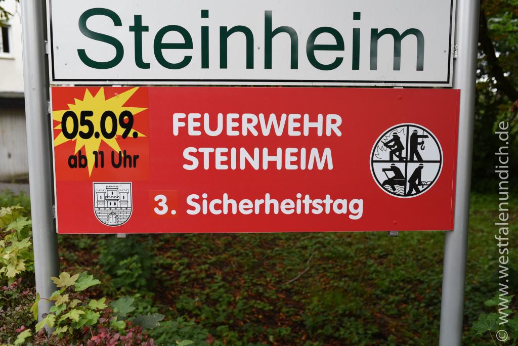 Steinheim - 3.Sicherheitstag der Feuerwehr Steinheim - Bild 18