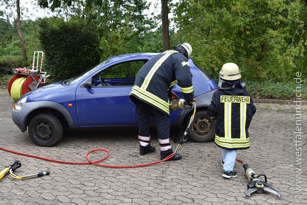 Steinheim - 3.Sicherheitstag der Feuerwehr Steinheim - Bild 05