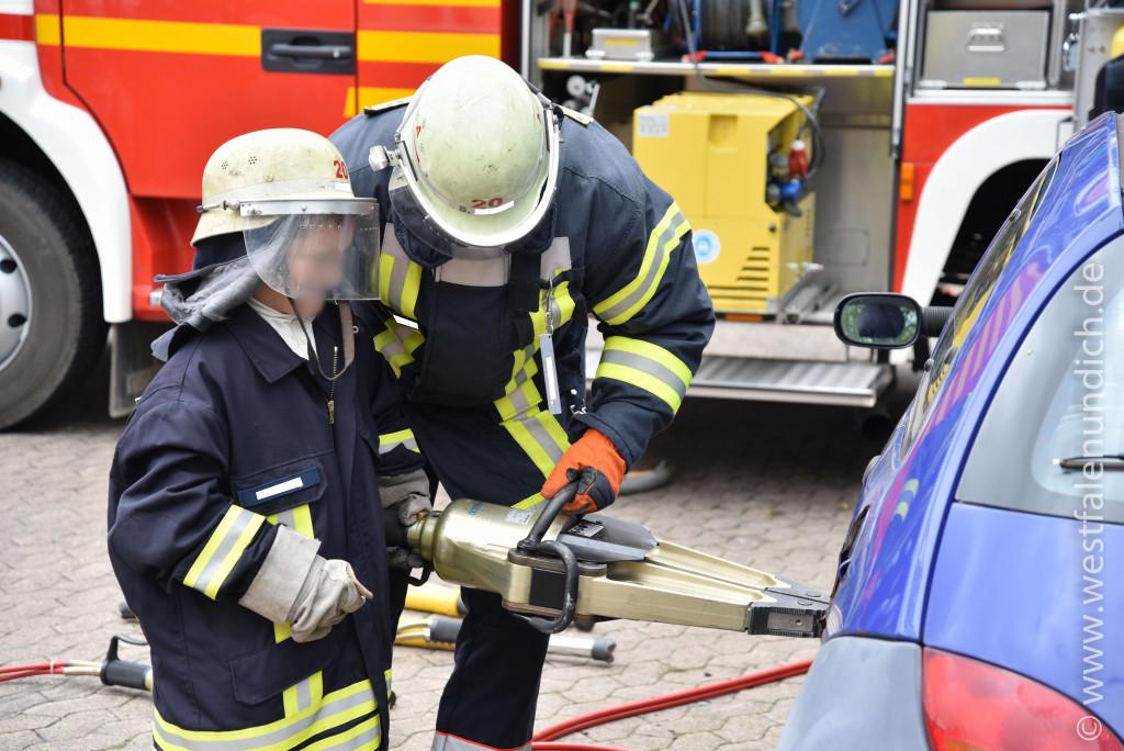 Steinheim - 3.Sicherheitstag der Feuerwehr Steinheim - Bild 11