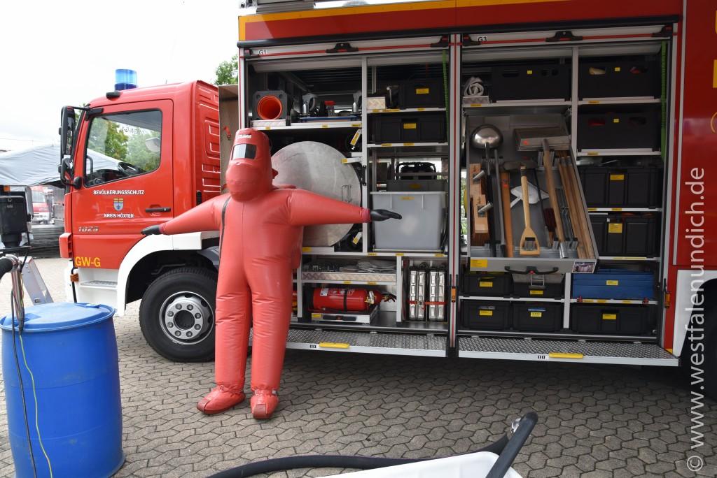 Steinheim - 3.Sicherheitstag der Feuerwehr Steinheim - Bild 08