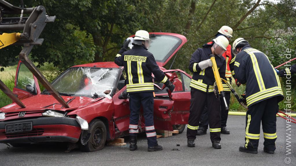 Steinheim - 3.Sicherheitstag der Feuerwehr Steinheim - Bild 17