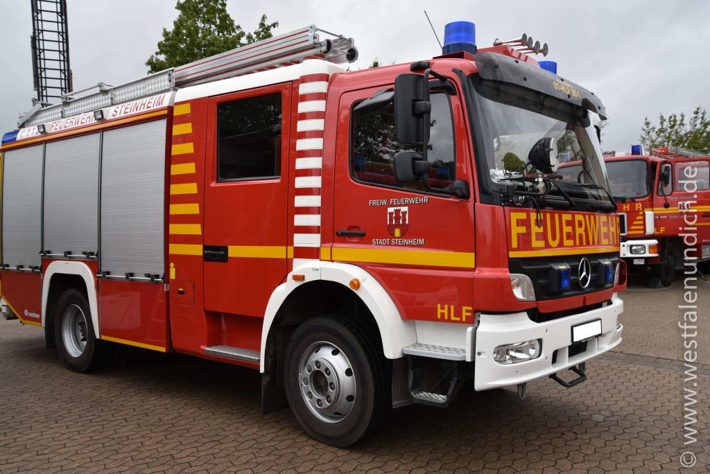Steinheim - 3.Sicherheitstag der Feuerwehr Steinheim - Bild 13