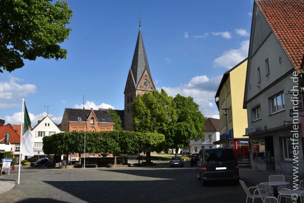 Steinheim - Bürgermeisterwahl 2015 - Titelbild