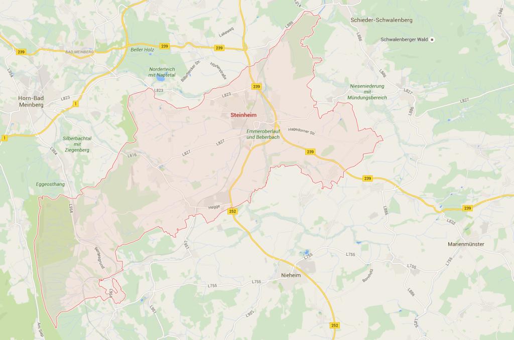 Steinheim - Google Maps - Bild 03