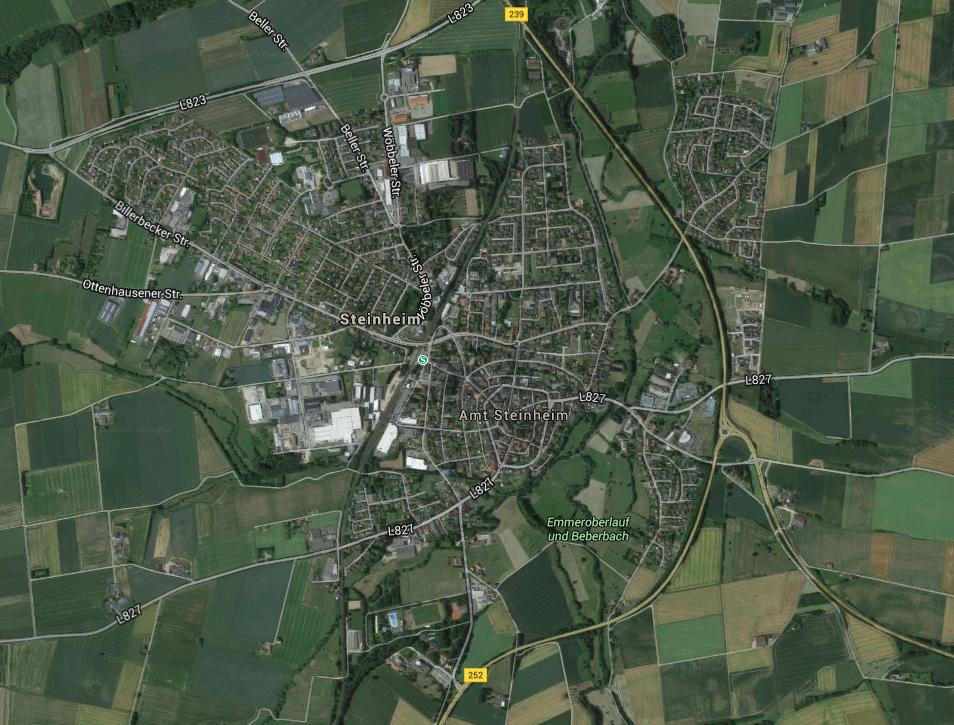 Steinheim - Google Maps - Bild 01