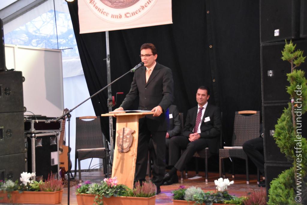 Verleihung der Reineccius-Medaille 2015 - Bild 03 - Herr Prof. Dr. Jürgen Jasperneite