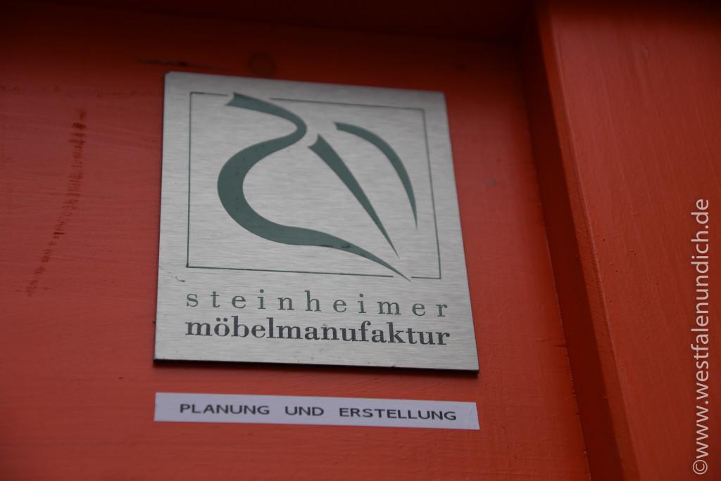Steinheim – Reineccius-Markt 2015 - Der rote Riesenstuhl - Bild 03