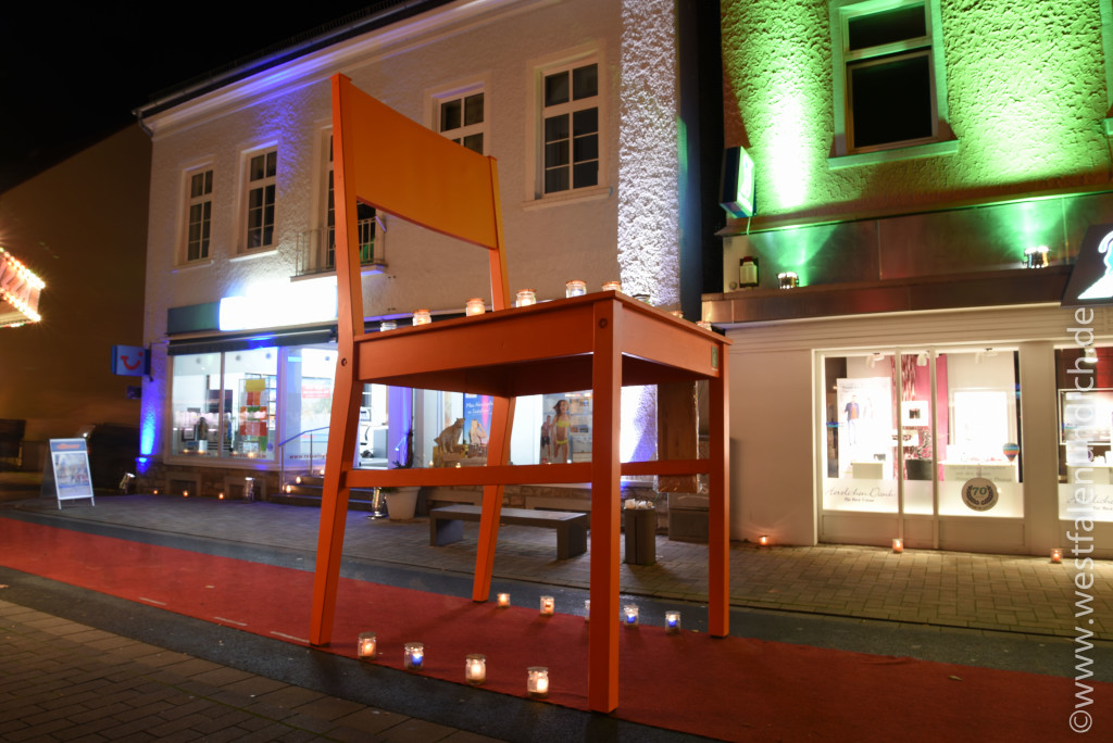 Steinheim – Reineccius-Markt 2015 - Licht und Schatten - Bild 04