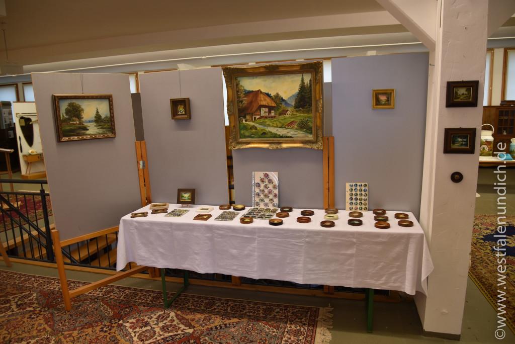 Steinheim - Möbelmuseum - Sonderausstellung - Die große Welt der kleinen Dinge - Bild 03