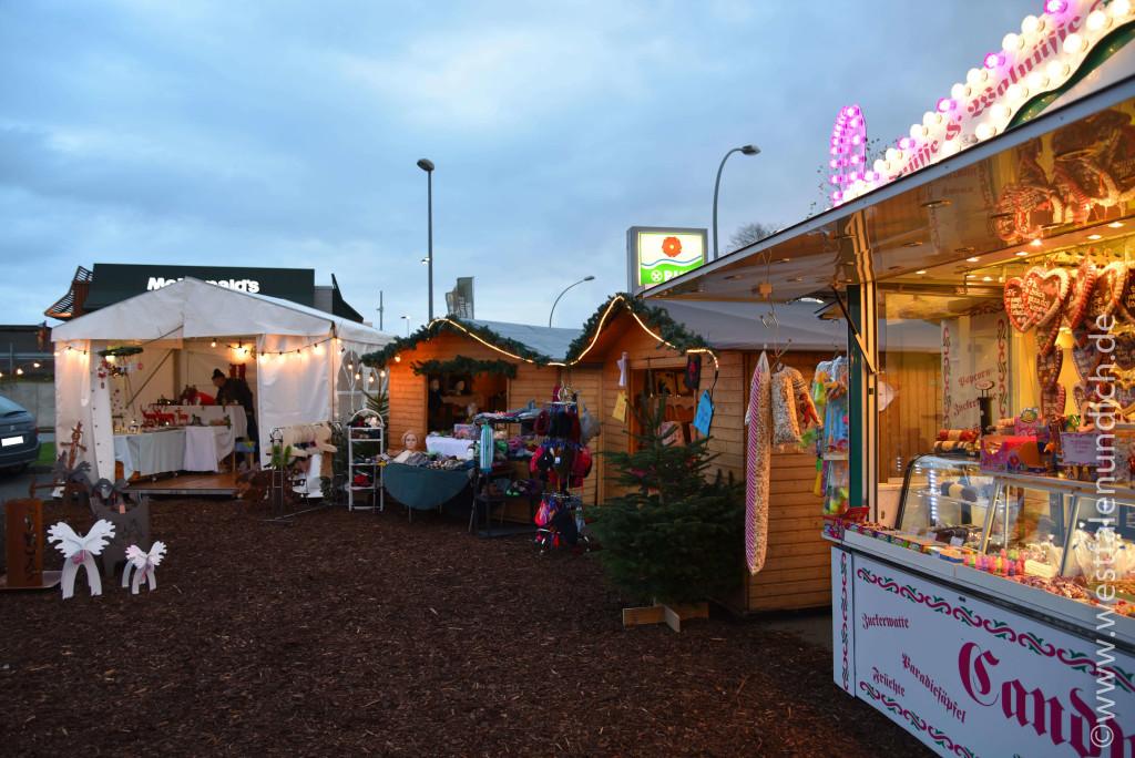 Steinheim - Weihnachtsmarkt am Lipper Tor 2015 - Bild 04