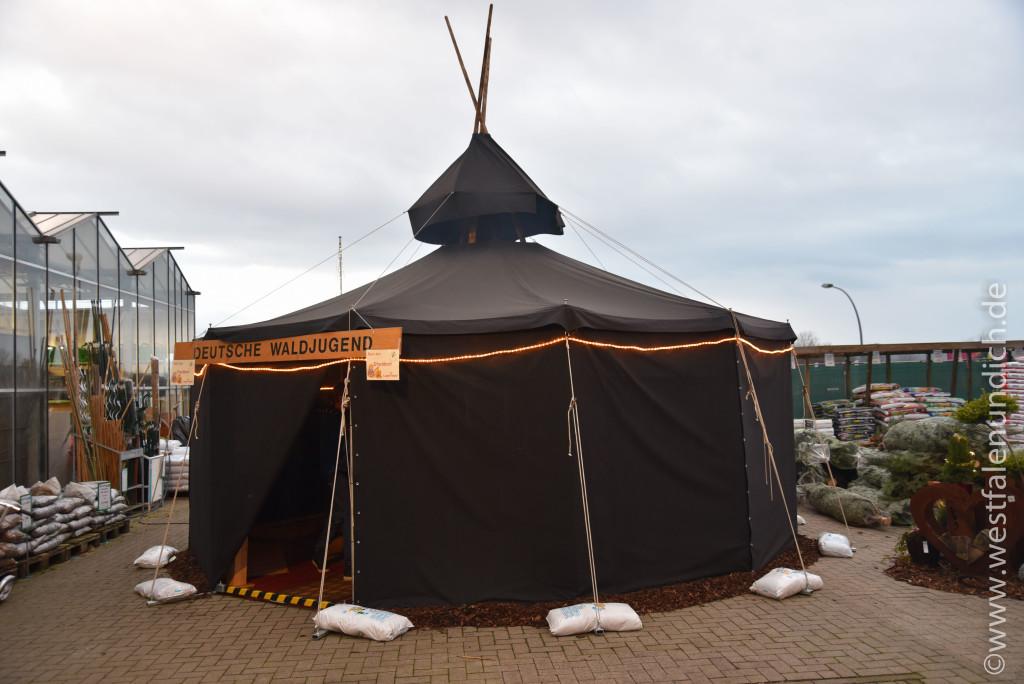 Steinheim - Weihnachtsmarkt am Lipper Tor 2015 - Bild 03