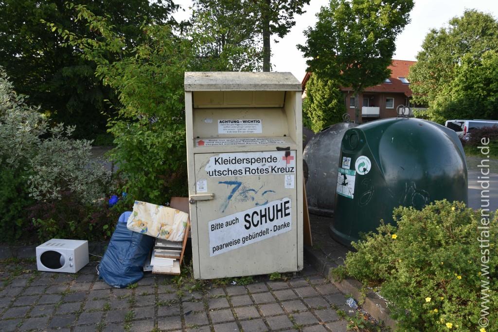 Steinheim - Illegale Müllentsorgung - Bild 08