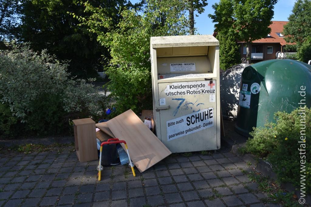 Steinheim - Illegale Müllentsorgung - Bild 10