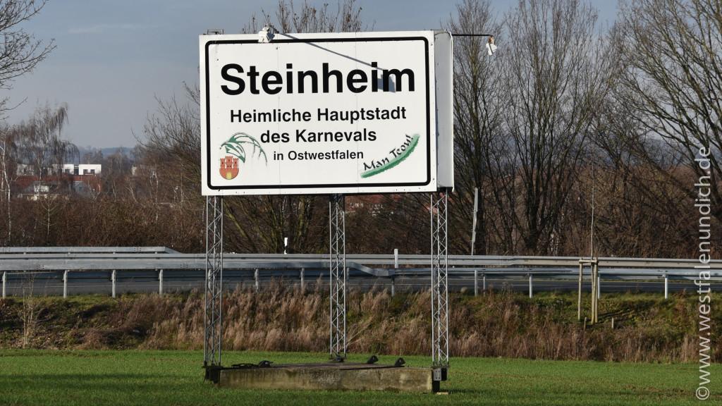 Steinheim - Kurz vor Karneval 2016 - Bild 02