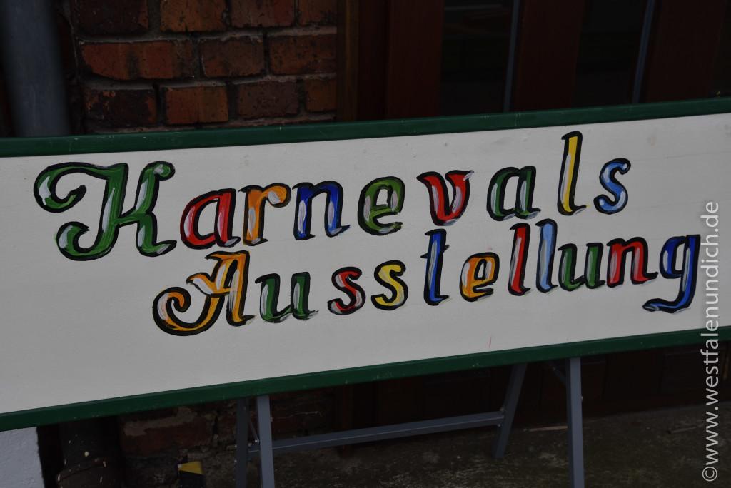 Möbelmuseum Steinheim - Ausstellung zu Karneval - Bild 02