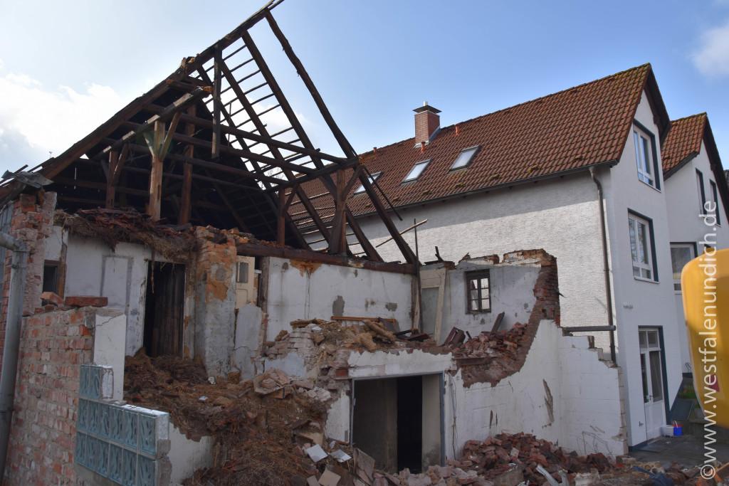 Steinheim - Abriss in der Rochusstraße - Bild 06