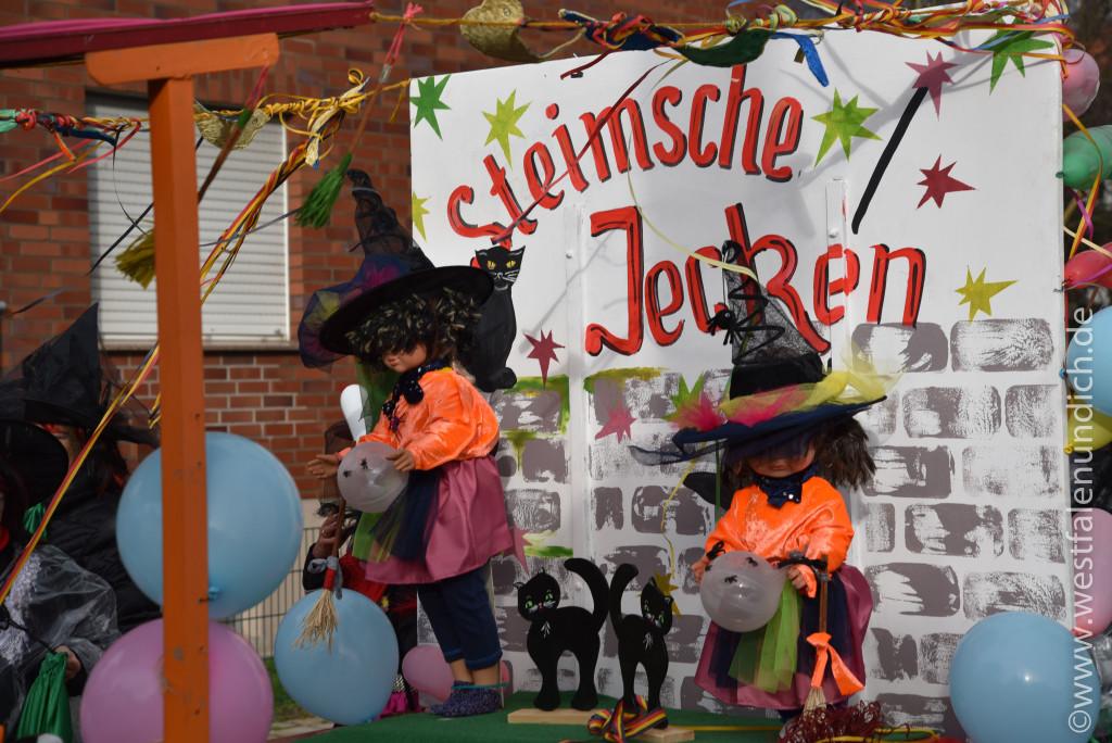 Rosenmontag 2016 - Steinheim - W14 - Fesche Hexen Steimsche Jecken - Bild 02