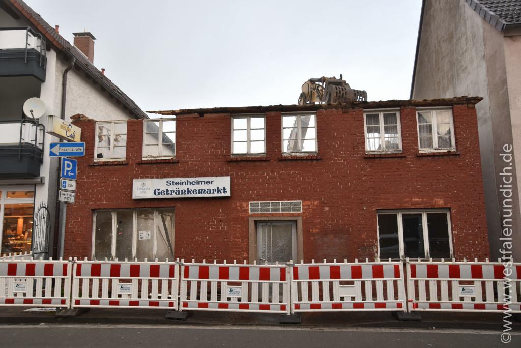 Steinheim - Abriss in der Rochusstraße - Bild 04